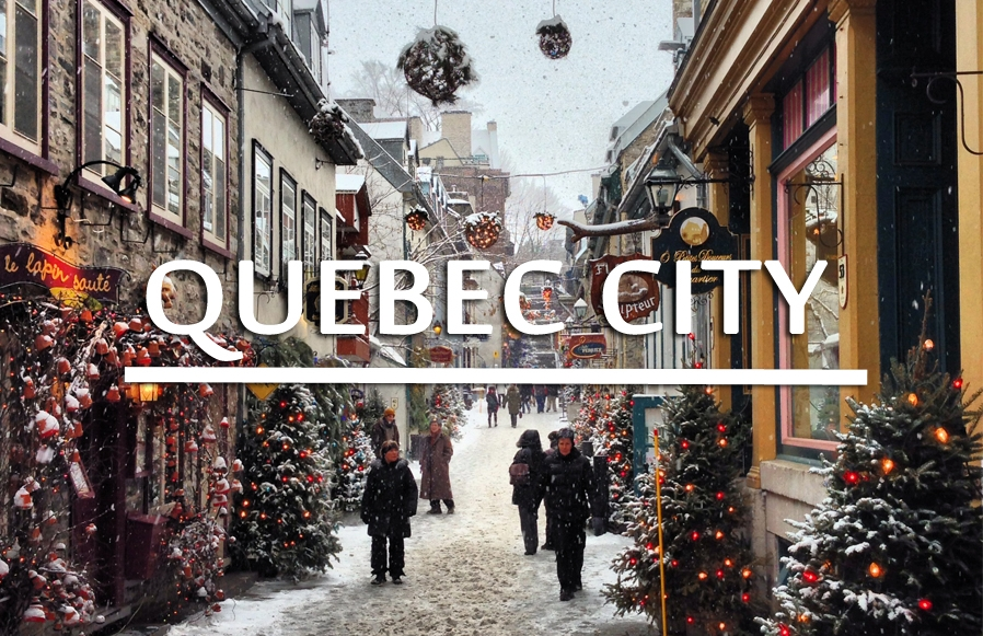 Quebec City Travel Video Guide