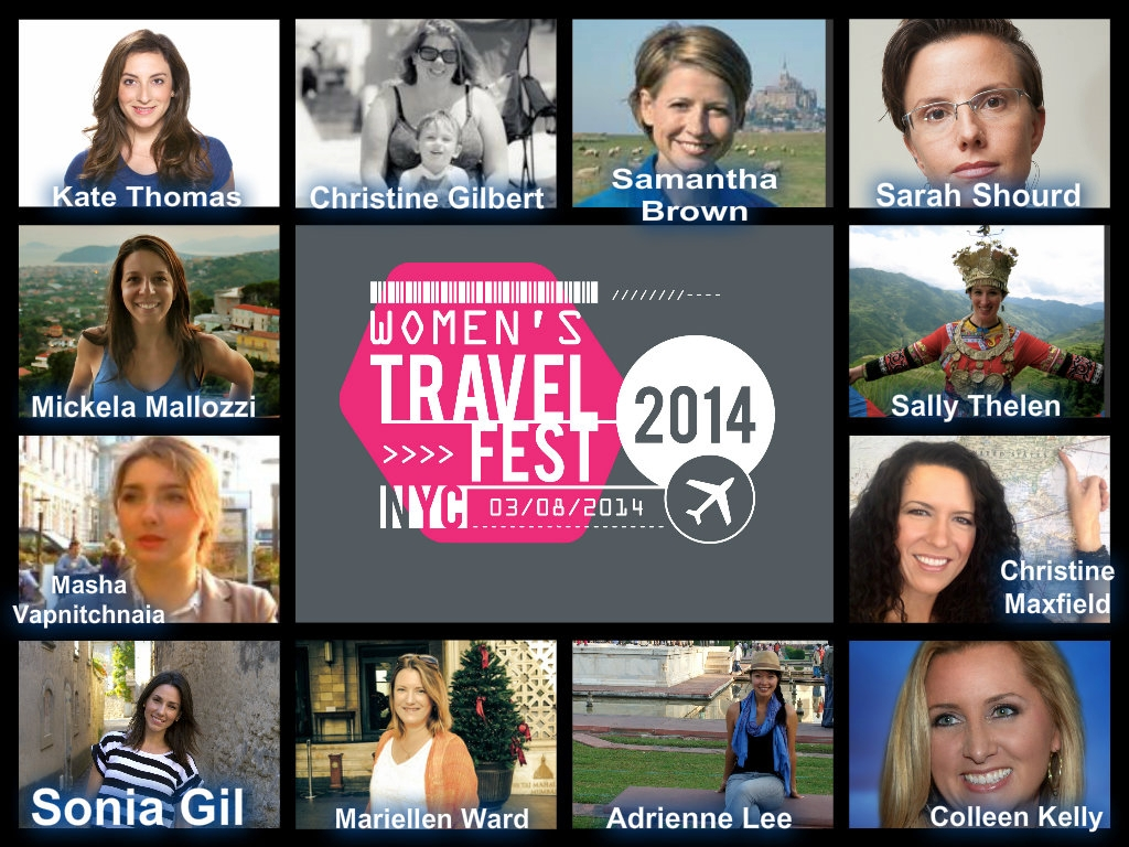 Did You Get Your Ticket Yet For The Womens Travel Fest?