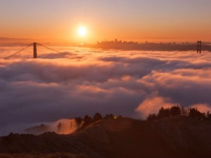 San Francisco Fog Video