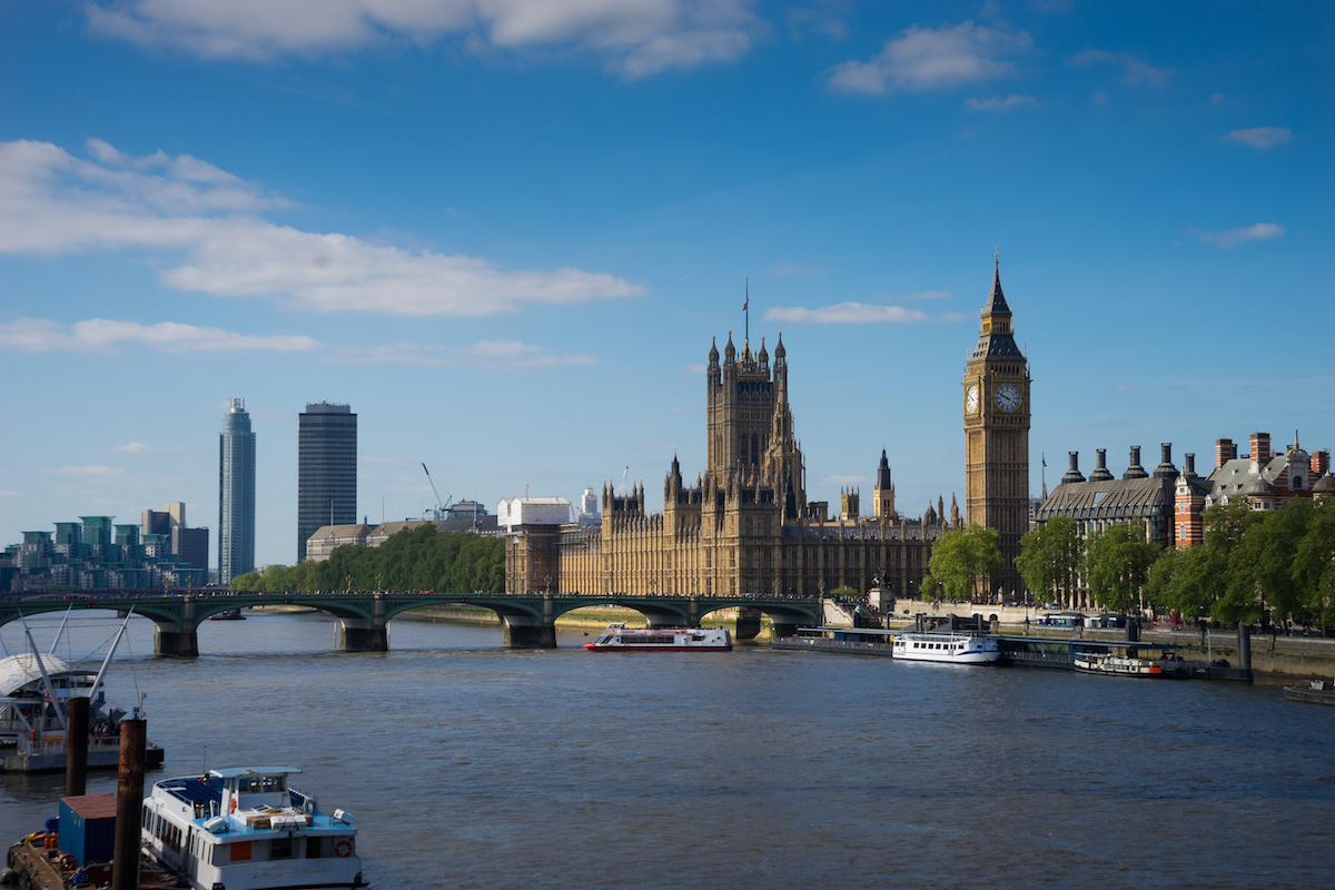 London Was The Most Visited City In The World Last Year