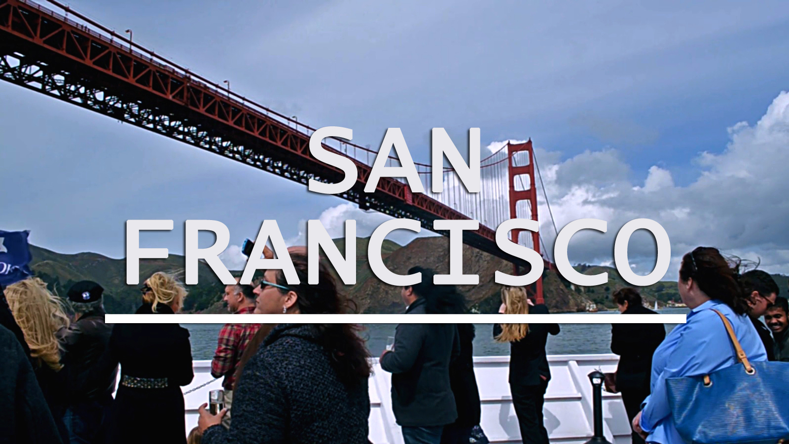 Video Travel Guide to San Francisco