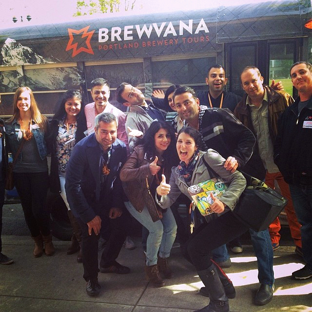 Brewvana Team Picture