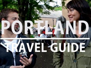 Video Travel Guide to Portland