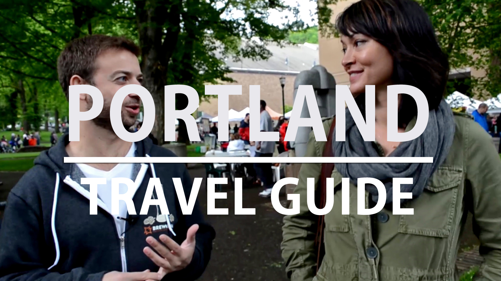 Video Travel Guide to Portland, Oregon