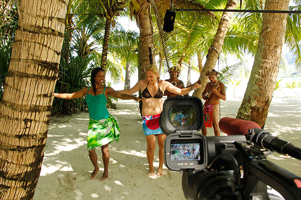 Q&A With Dance Travel Show Host Brittany Pierce Of Rhythm Abroad