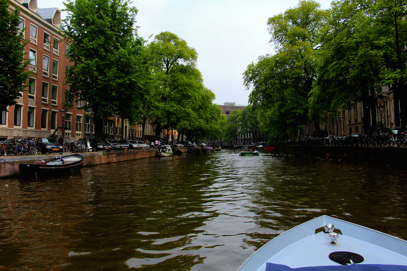 Amsterdam Through The Lens