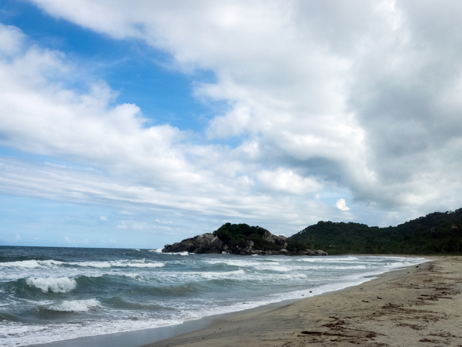 Feeling Tiny In Colombia's Tayrona National Park4