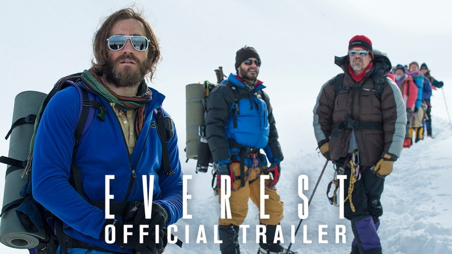 Here's The New Trailer For Everest