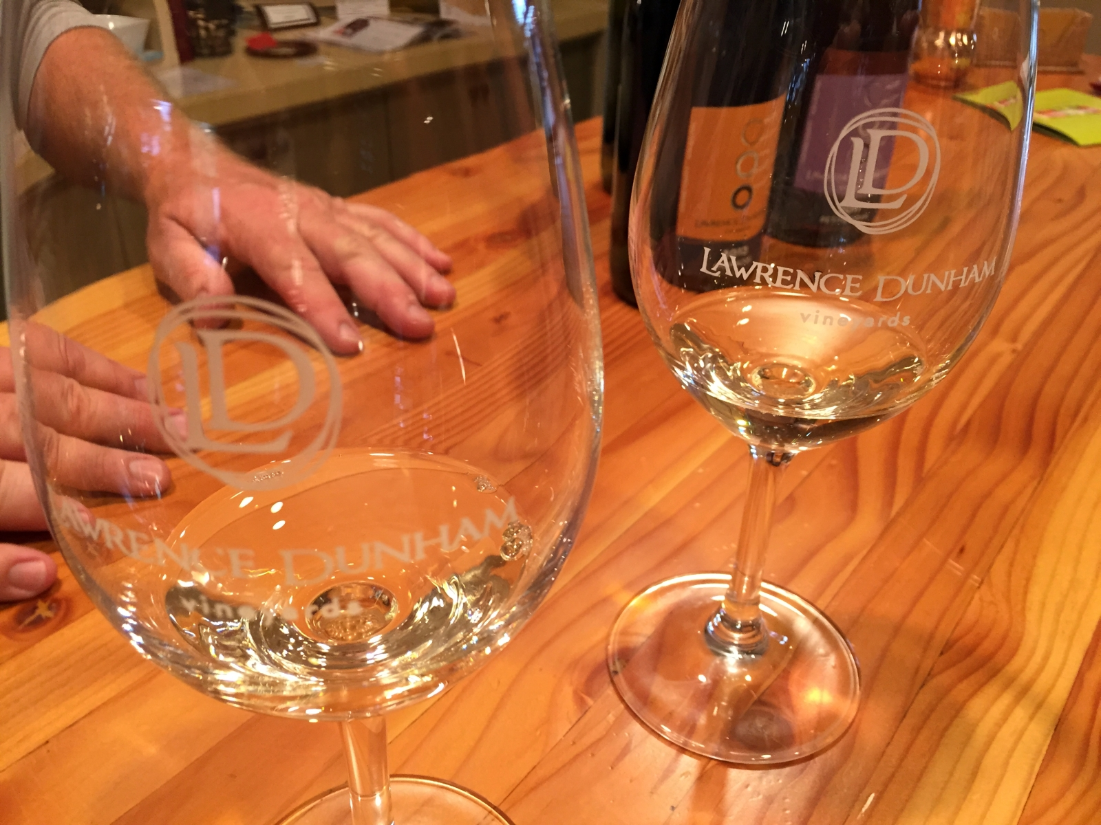 Lawrence Dunham Vineyards 1