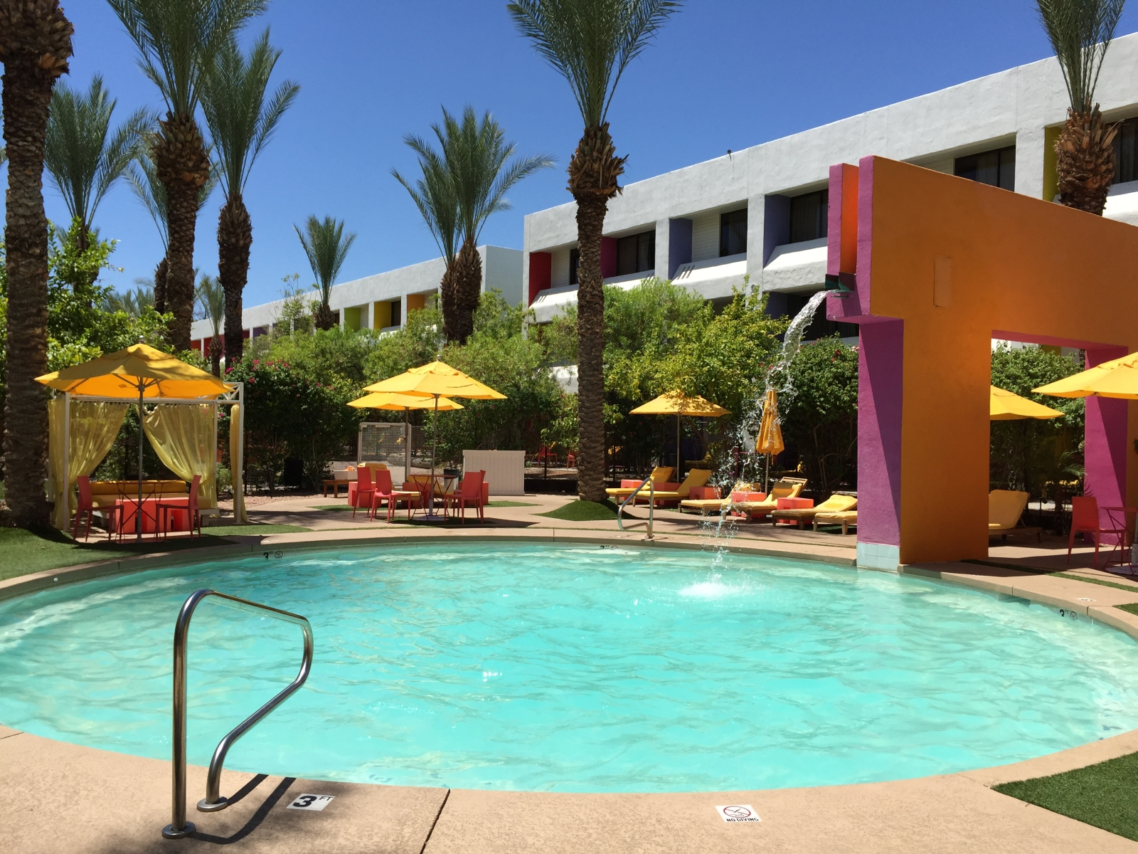 The Saguaro Hotel Scottsdale 1