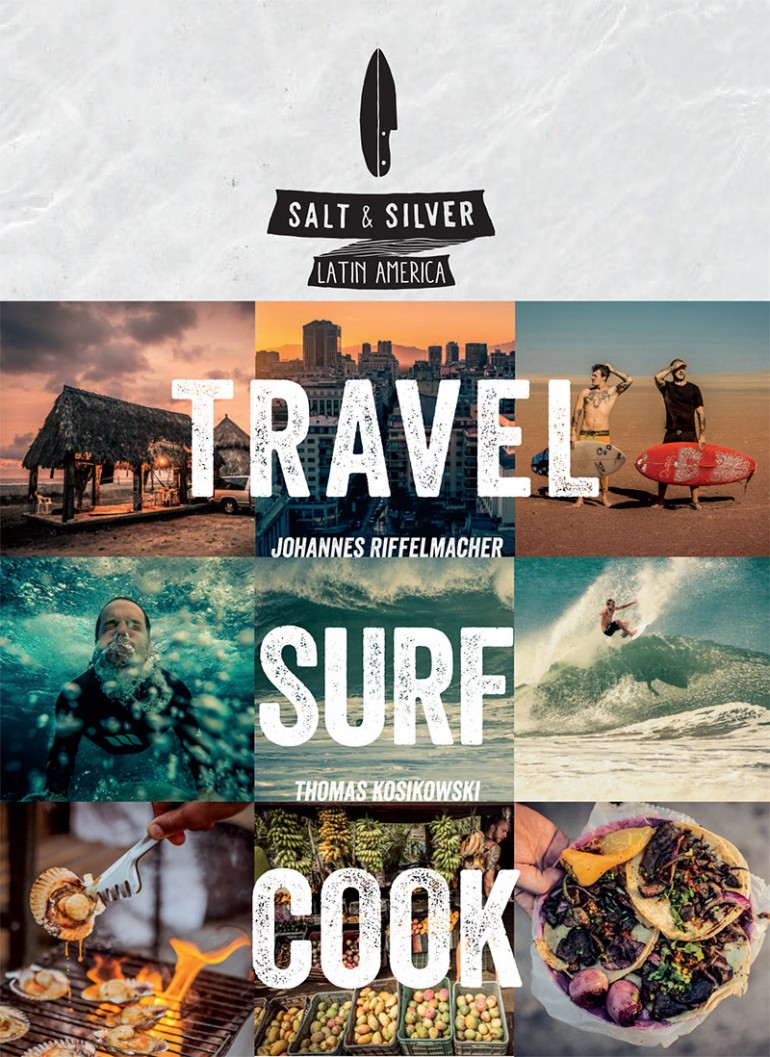 Travel Surf Cook
