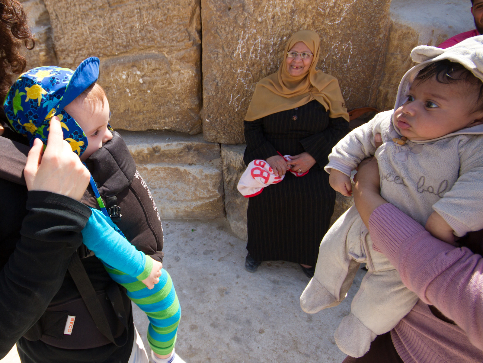 Why I Brought My Baby To Egypt 1