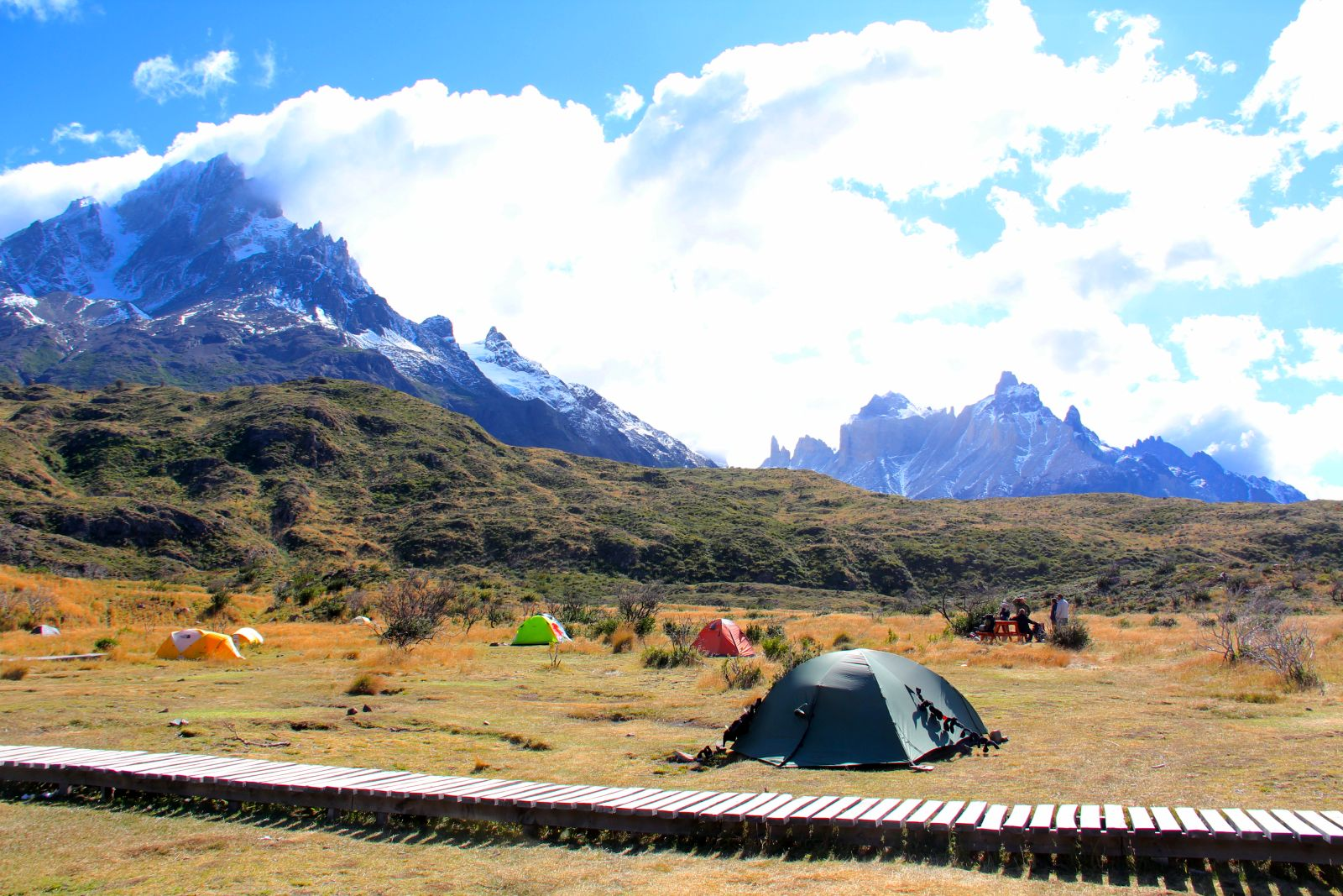A Trek through Torres Del Paine Chile 2