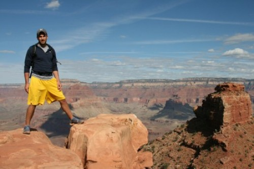 National Park Nomad: Q & A With Guidebook Author Michael Joseph Oswald