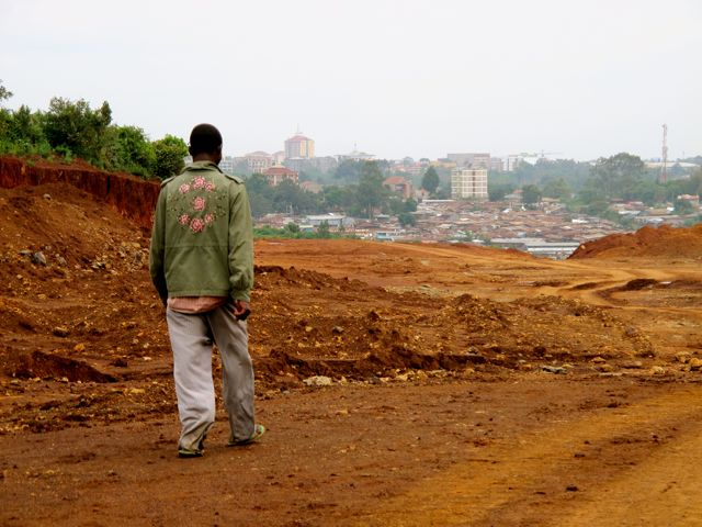 Outskirts of Kibera