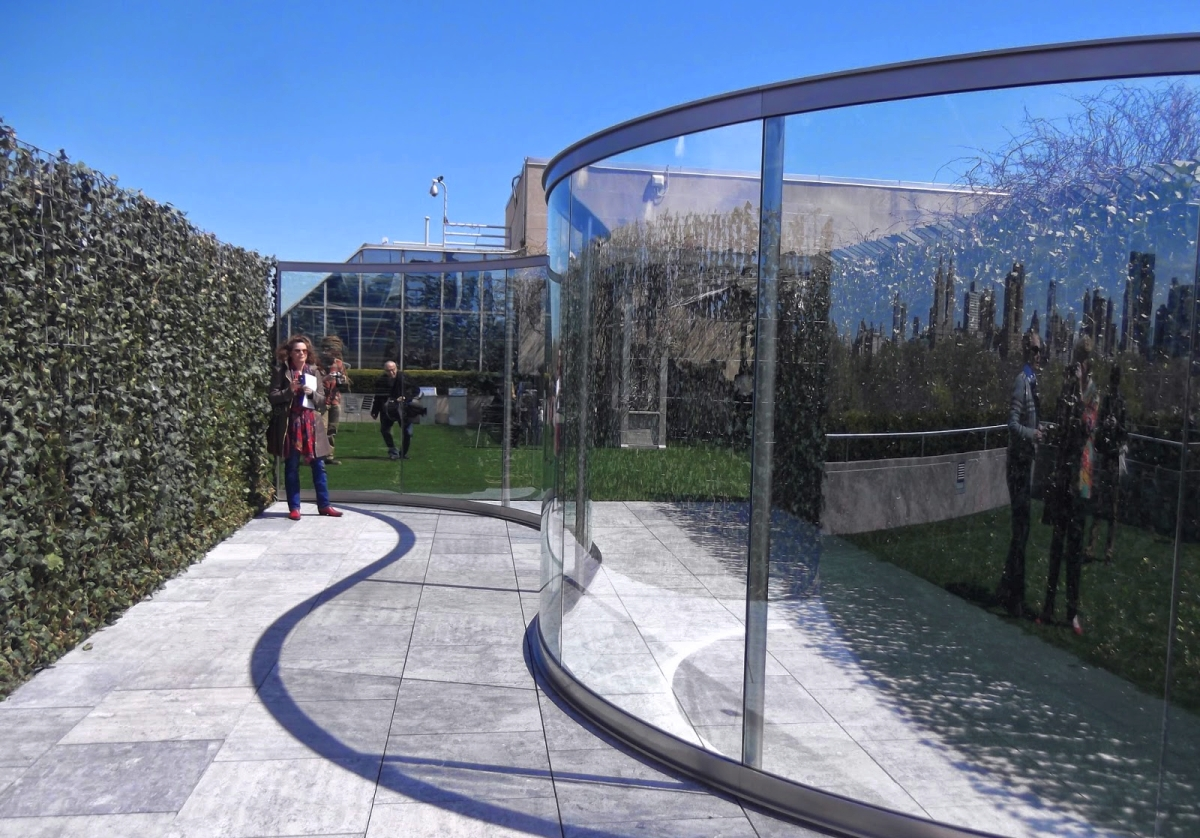 Roof Garden Exhibit