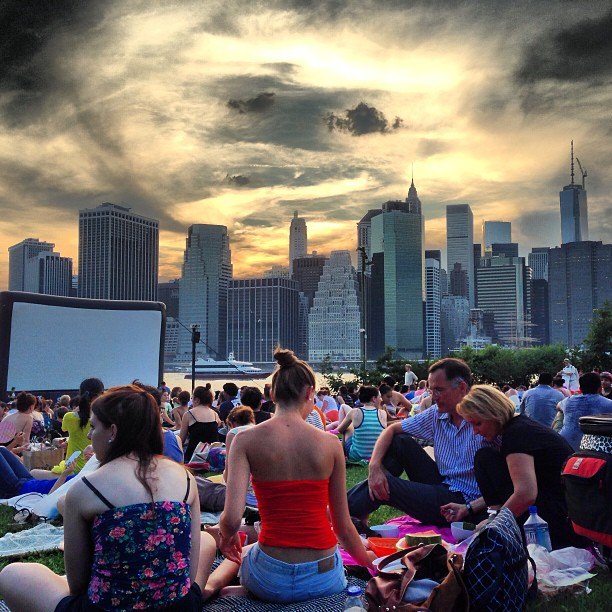 Brooklyn Bridge Park Movie