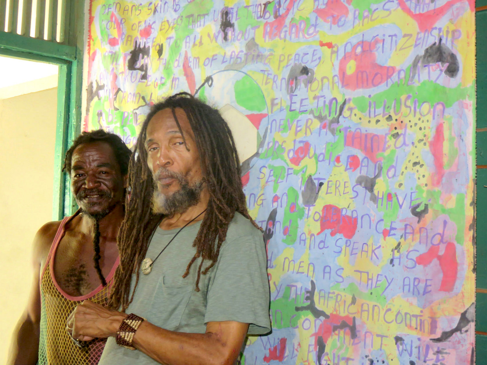 Trench Town Culture Yard 2