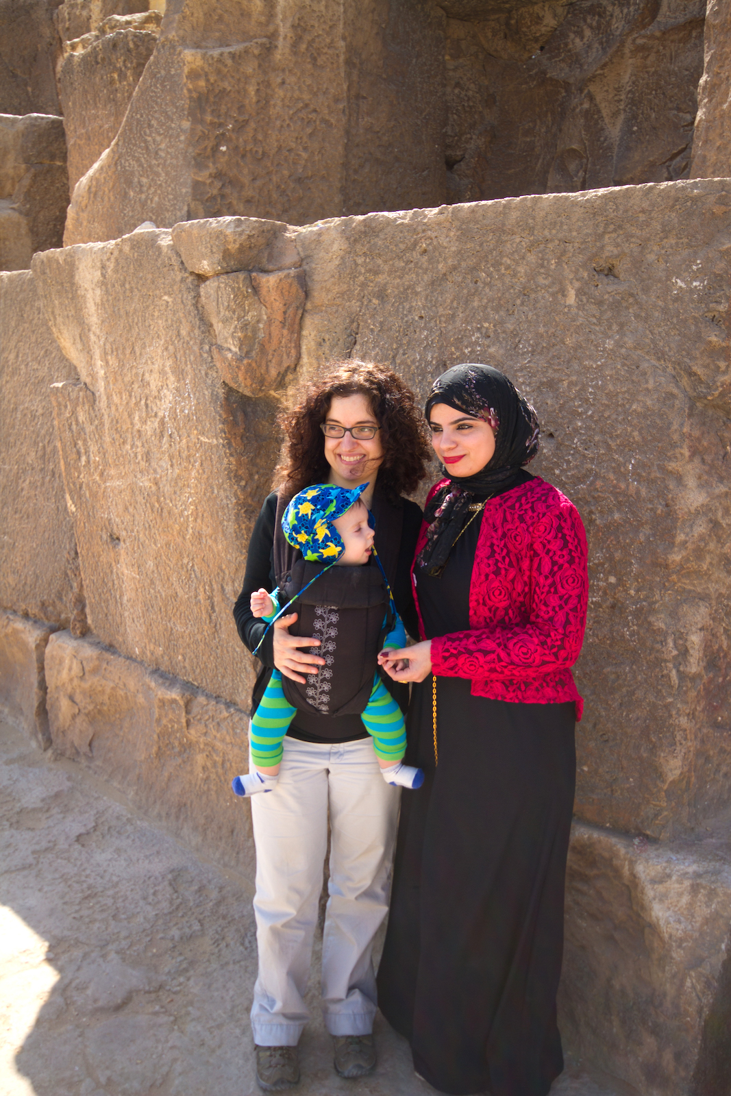 Why I Brought My Baby To Egypt 2
