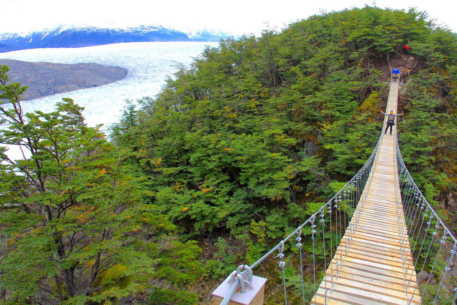A Trek through Torres Del Paine Chile 3