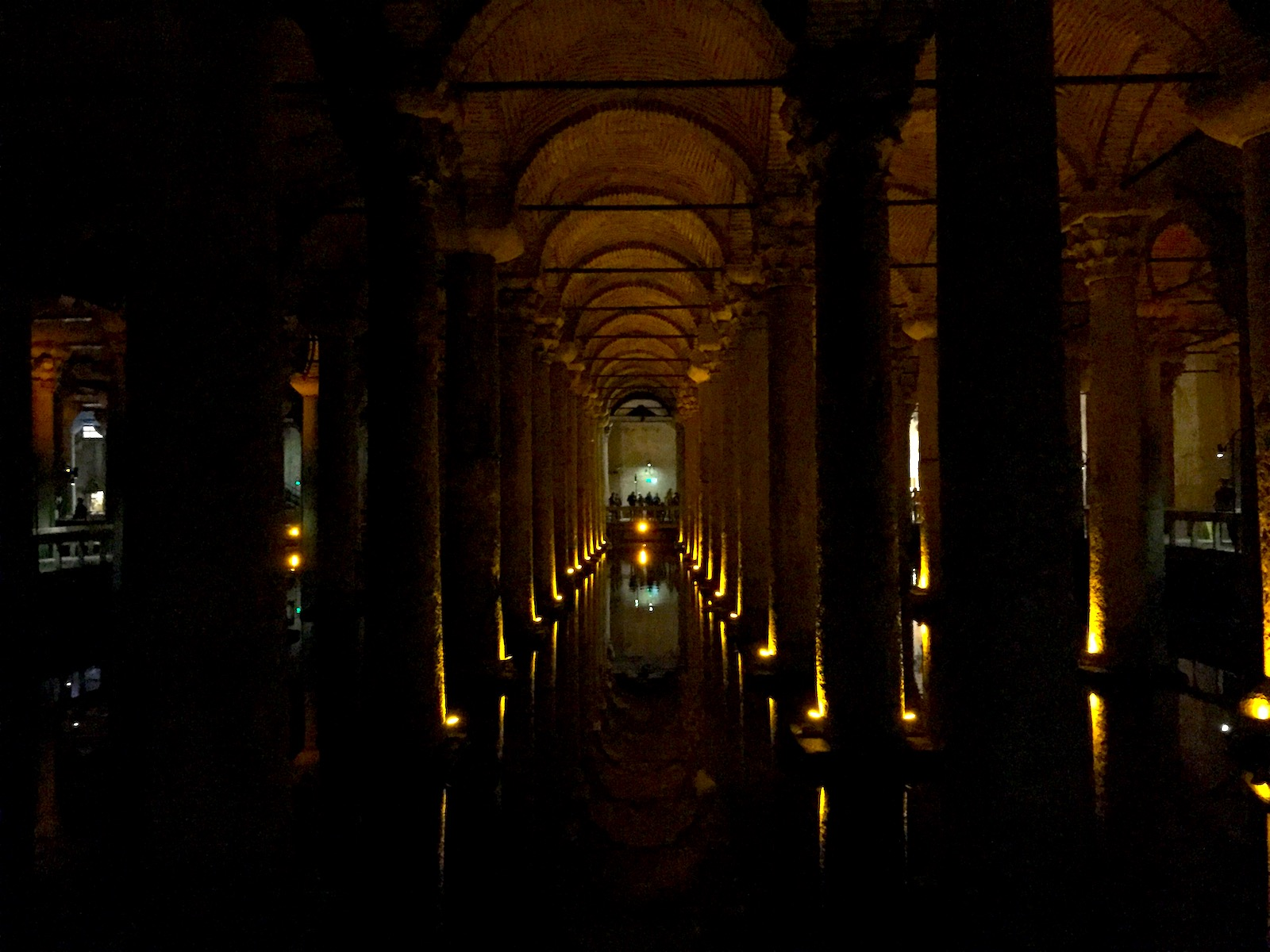 Basilica Cistern - Top 11 Things to Do In Istanbul