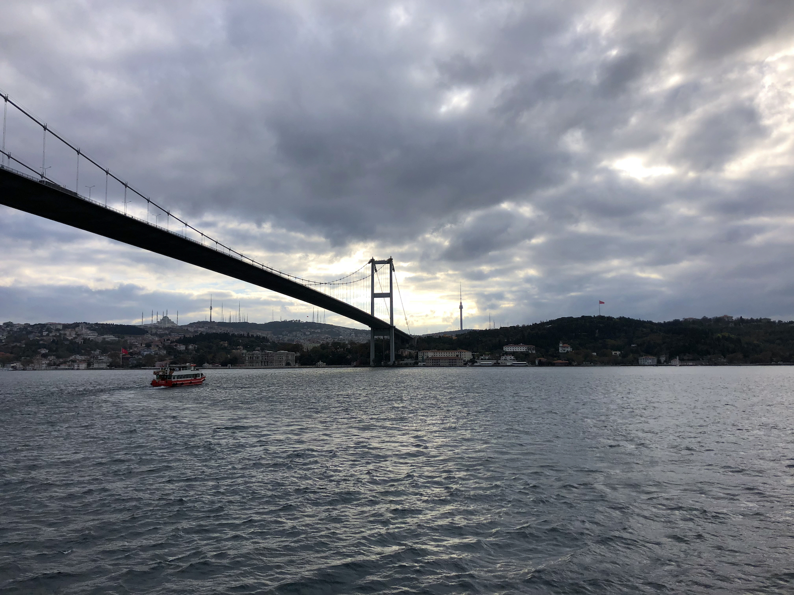 Bosphorus Cruise - Top 11 Things to Do In Istanbul